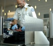 Certain service members will be able to go through airport security more quickly under a new program.
