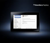 PlayBook tablet receives security clearance